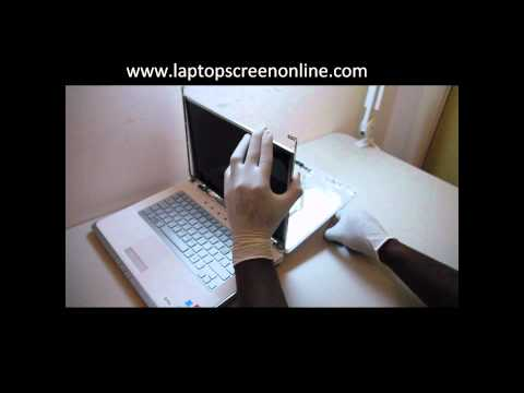 how to remove a keyboard from sony vaio vgn-nw20ef