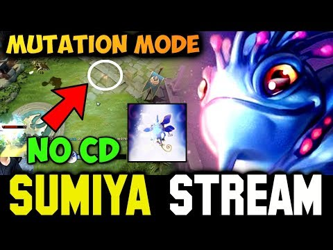 Reddit wtf - Sumiya 0sec CD Phase Shift WTF Mutation Mode - Puck Stream Moments #42 Dota 2
