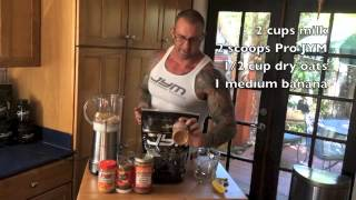 Build Your Own Mass Gainer