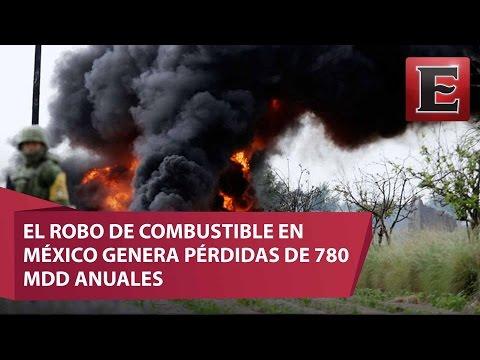 La red de complicidad en el robo de combustibles en México