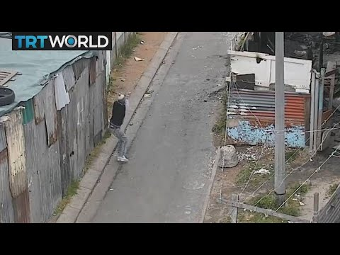 S Africa Gun Violence: New technology helps police catch gang crime