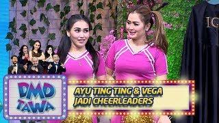 Download Video IMUT!!  Ayu Ting Ting dan Vega Jadi Cheerleaders! - DMD Tawa (6/11) MP3 3GP MP4