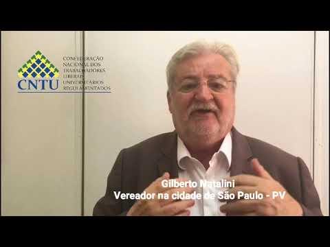Homenagem ao 8 de março – Gilberto Natalini
