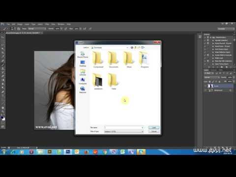 Hướng dẫn làm hiệu ứng Sand Storm trong Photoshop
