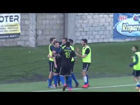 Campionato di Eccellenza 2018/19 Paterno - Delfino Flacco Porto 2-0