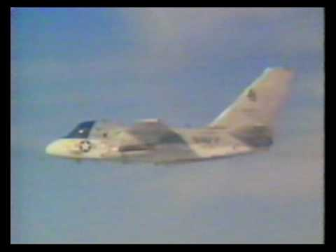 The Lockheed S-3 Viking is a jet...