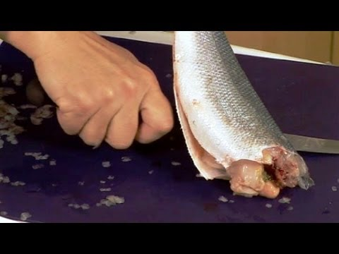 How to prepare a whole fish - GoodFood.com - BBC Food