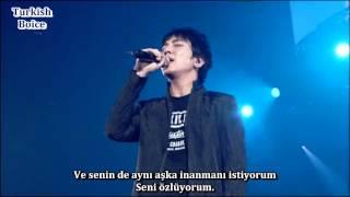 CNBLUE - Don't Say Good Bye (Eng. Ver.) Türkçe Altyazılı