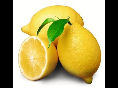 il limone: un prodotto naturale di bellezza