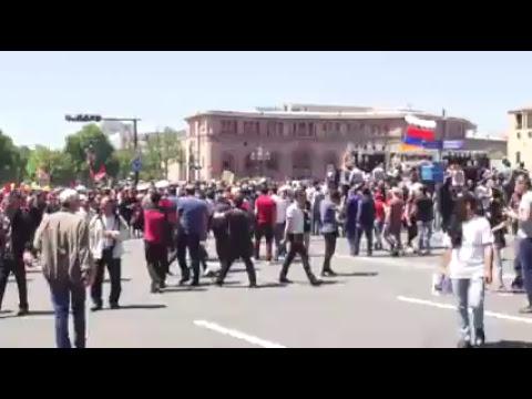 1.05.18. Ուղիղ միացում Հանրապետության հրապարակից - DomaVideo.Ru