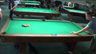 Championship Saturday V - Unedited Stream Video from The Cue Ball Billiards in its entirety!