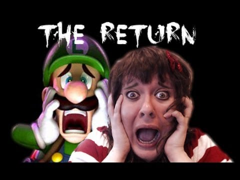 Zenshii in: Luigi Game.EXE - The Return