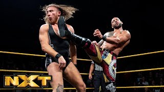 Nonton Ricochet vs. Pete Dunne - Champion vs. Champion Match: WWE NXT, Sept. 19, 2018 Film Subtitle Indonesia Streaming Movie Download