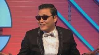 PSY Explains Gangnam Style Dance's Origin