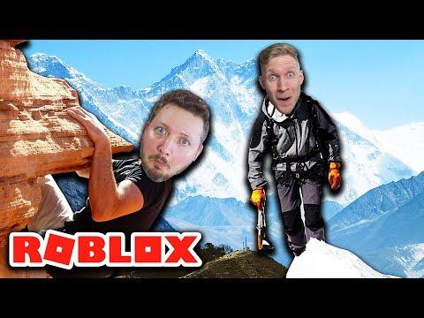 Dansk Roblox - BESTIGER MOUNT EVEREST