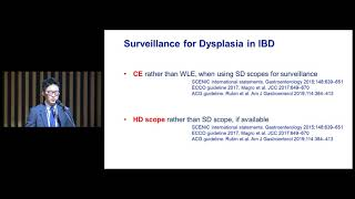 제8회 염증성 장질환 센터 심포지엄 : Surveillance and management of dysplasia: Ongoing changes of paradigm 미리보기