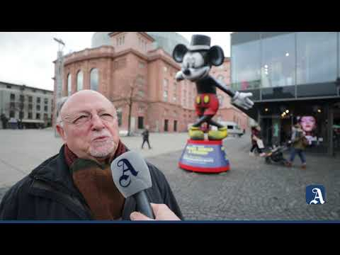 Walt Disney-Ausstellung: Mickey Maus in der Mainze ...
