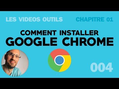 Installer Google Chrome