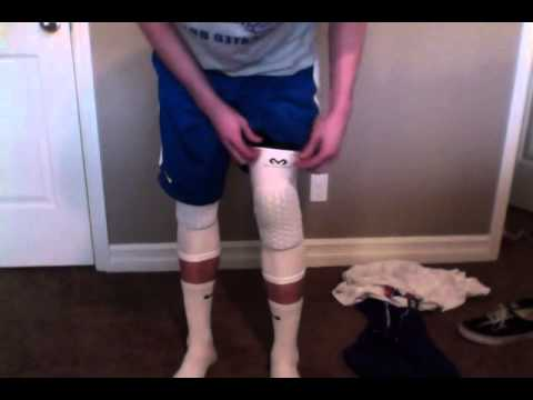McDavid Knee Pad Sleeves