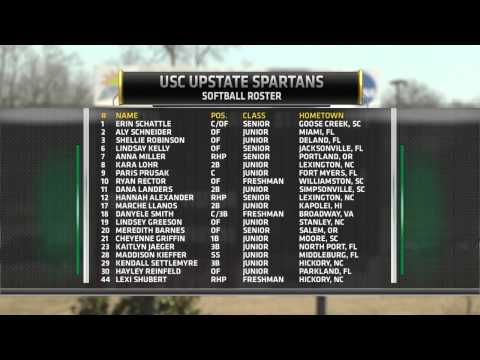 2014 Upstate Softball Preview