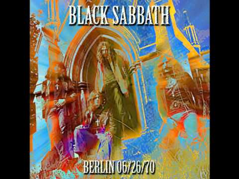 Black Sabbath 1970-06-26 West Berlin (Live at Plumpton)