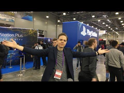 Игромир 2017. Comic Con 2017. Косплей, Playstation и другое [Запись стрима]