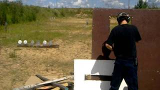 Prince Albert (SK) Canada  City new picture : Prince Albert, SK. Canada gun range 3 gun fun shoot.