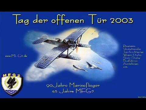 MFG2 Airshow Eggebek, Tag der offenen Tür; Teil1 Fly In