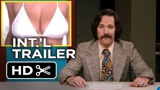 Nonton Anchorman 2  The Legend Continues International Trailer 1  2013    Will Ferrell Movie Hd Film Subtitle Indonesia Streaming Movie Download