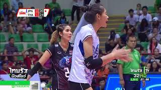 วอลเลย์บอลหญิงชิงชนะเลิศแห่งเอเชีย ประจำปี 2560 ปิดฉากลงไปแล้ว โดยที่นั...