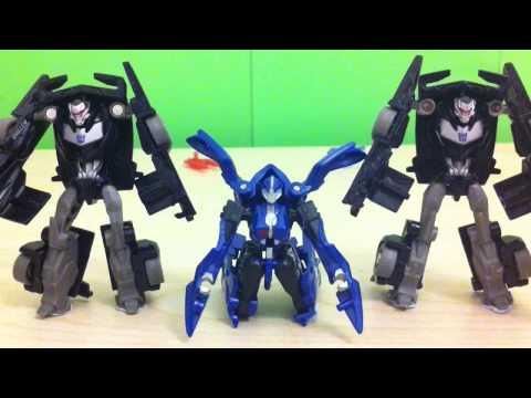 Transformers Prime - The Second and final part of Transformers Prime Stop Motion