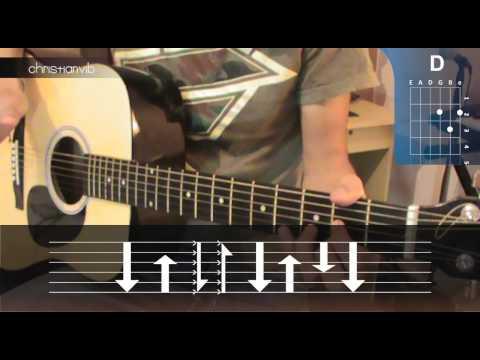 Rasgueos de Guitarra Tutorial Principiantes Leccion Curso para Principiantes Guitarra Facil