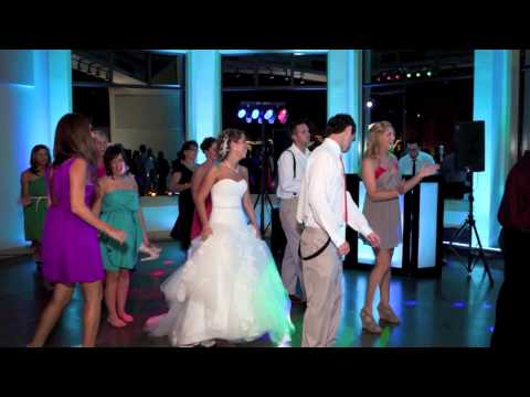Banks Entertainment – Tulsa Wedding DJ