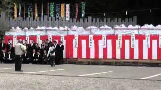 大縣神社豊年祭(1) 祈年祭