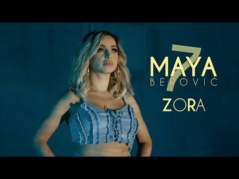 Zora – Maya Berović – nova pesma, tv spot i tekst pesme