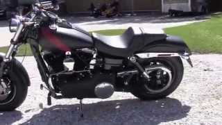 2. New 2015 Harley Davidson Fat Bob Motorcycle for sale - Specs