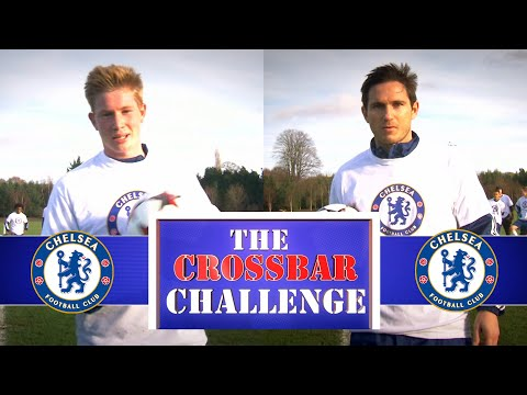 soccer - Chelsea take on the Soccer AM Crossbar Challenge. How will the likes of Eden Hazard, Juan Mata, Frank Lampard, John Terry, and Petr Cech fare? Watch Soccer A...