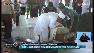 Video Cucu Wiranto, Ahmad Daniyal Alfatih Dimakamkan di TPU Delingan - iNews Siang 16/11 MP3, 3GP, MP4, WEBM, AVI, FLV November 2018