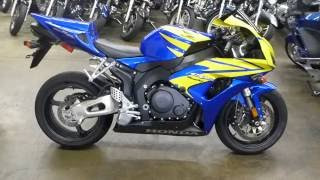 6. 2006 Honda CBR 1000RR description