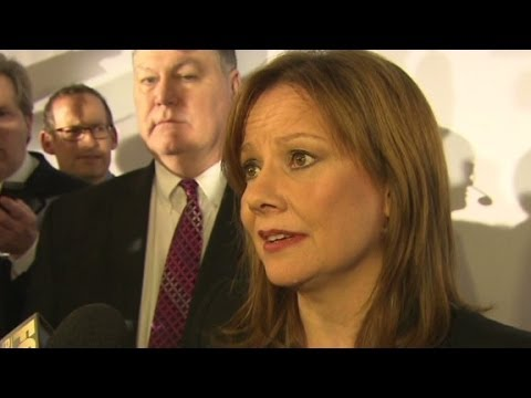GM's CEO: Cost of fix 'not my focus'