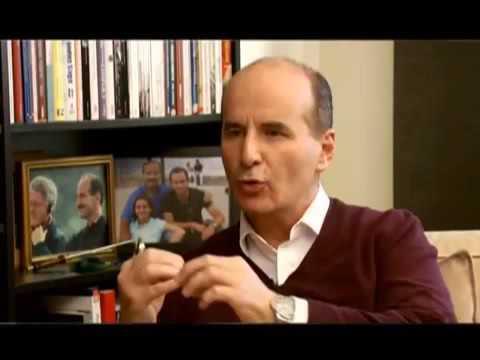 Entrevista a José María Figueres por Ignacio Santos, Telenoticias.