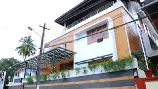 Contemporary Fusion style 3 Bed Room Home in Panampilly Nagar| Dream Home 9 JULY 2016