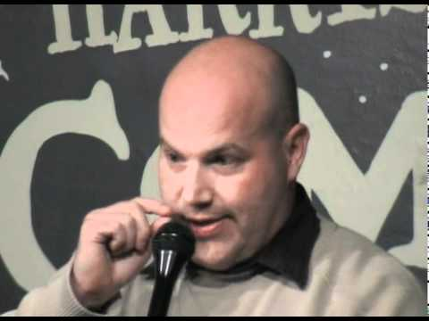 Stand up comedy TV series: episode 01 Big Al Goodwin