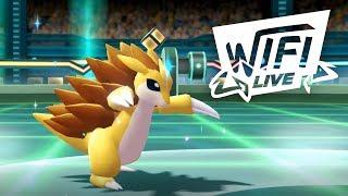Pokemon Let's Go Pikachu & Eevee Wi-Fi Battle: Sonic Sandslash! (1080p) by PokeaimMD