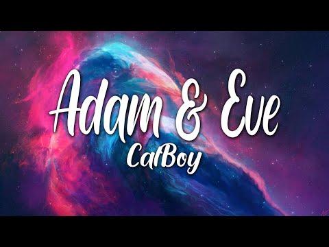 Calboy - Adam & Eve (Lyrics)