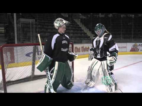 Hockey Goalie, Part 2: ProTips – UNDSports.TV, episode 41