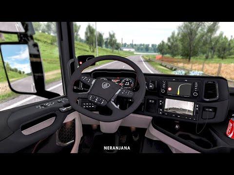 Corner Eye for Scania 2016 Next Gen v2.0
