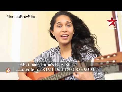 India's Raw Star Web Exclusive: Vote for Raw Star Rimi! 17 September 2014 01 PM