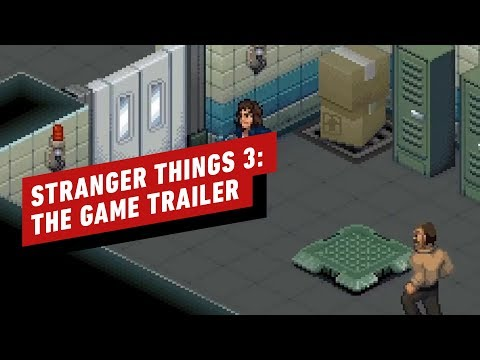 Stranger Things 3: The Game Switch Trailer - GDC 2019 - Thời lượng: 37 giây.