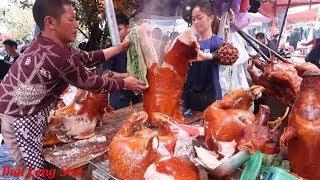 Video Lễ Hội Đền Bắc Nga Lạng Sơn Với Hàng Trăm Con Lợn quay phụ vụ khách mà không đủ I Thai Lạng Sơn MP3, 3GP, MP4, WEBM, AVI, FLV Februari 2019